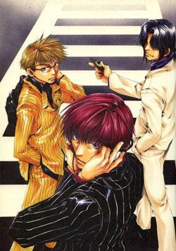 Бизнес-игрок / Bus Gamer (2008) от Anime Reactor